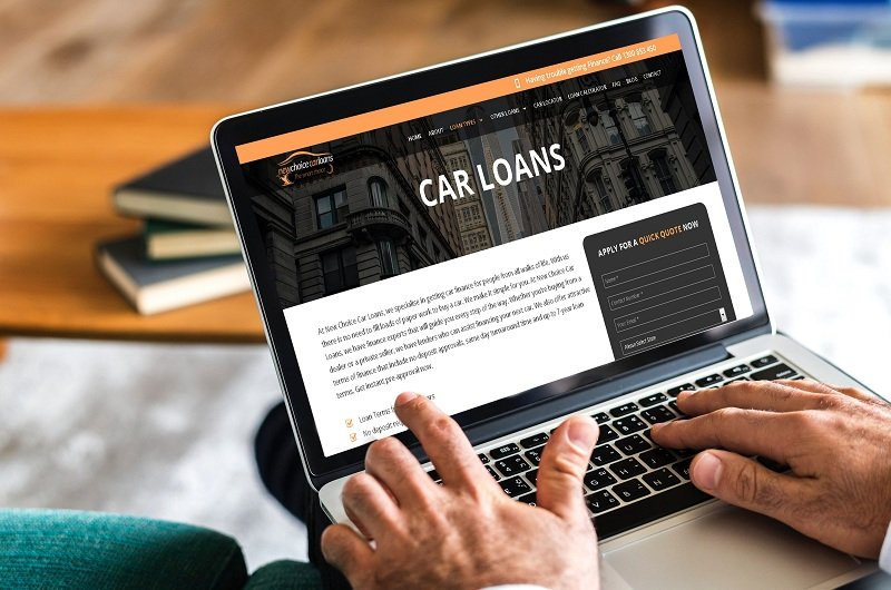 Compare, choose and apply for the best low rate business equipment and vehicle loan option