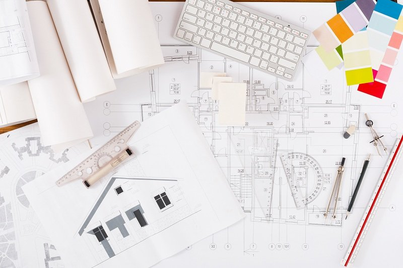 Accounting software for architects to enter, record, categorise & post expenses, receipts, invoices, taxes in journal & ledger