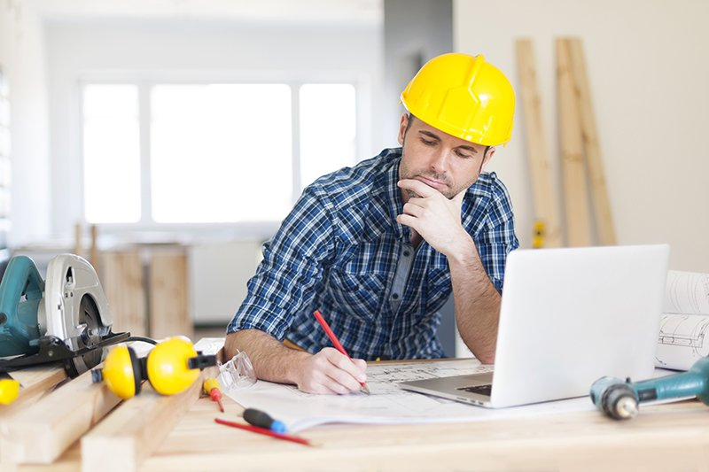 Quoting software for estimators to create estimates with scope, time, costs, deliverables plus logo and payment terms.