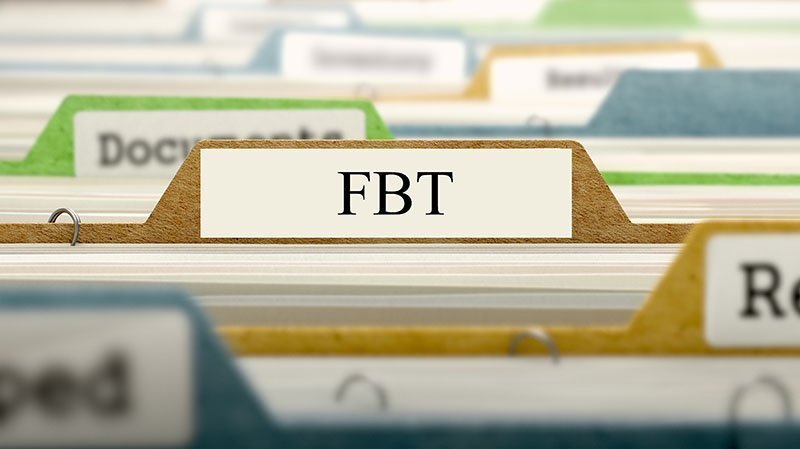 Register for fringe benefits tax (FBT)