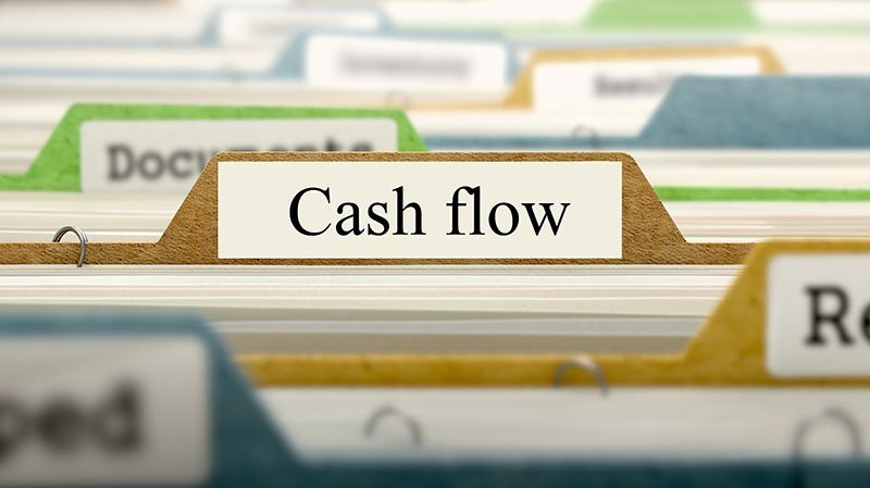 Cash flow management services