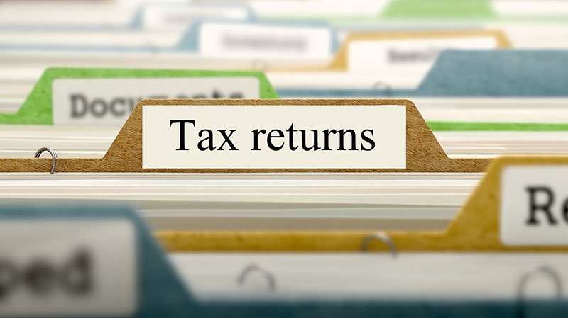 Income tax return for startups and small businesses