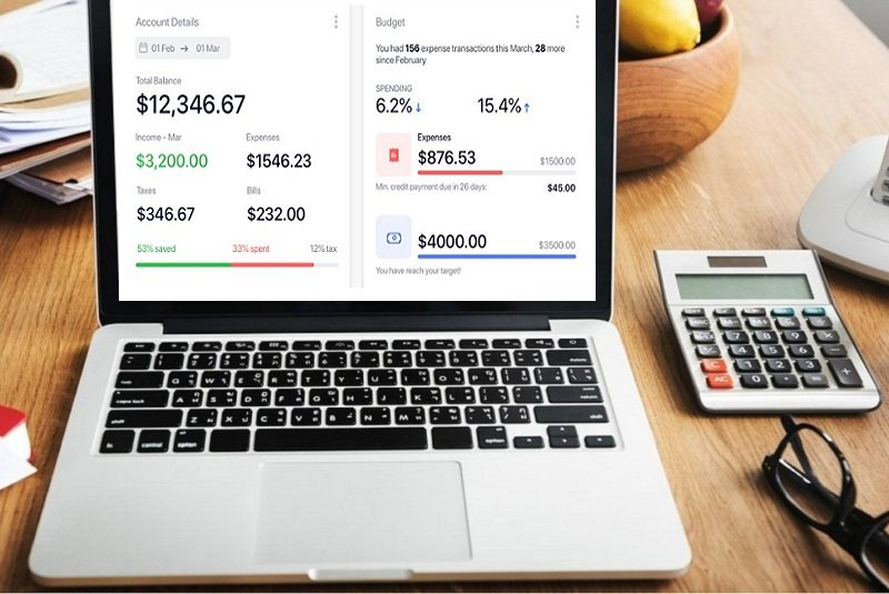 How to project track expenses