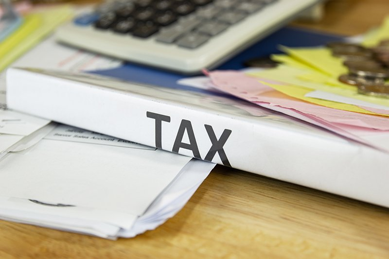 What is a tax summary report