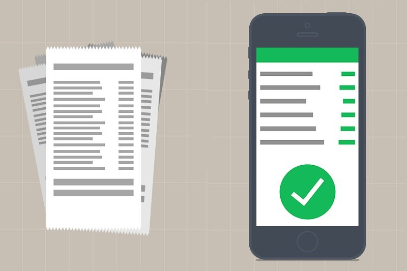 How to track and enter receipts in nonprofit accounting software